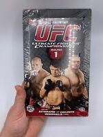 Topps UFC 2009 Round 1 Trading Card  Hobby Box