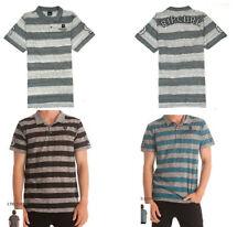 SALE! Rip Curl Mens Carlo Tipper Polo Shirt Standard Fit Short Sleeve Tee Tops S