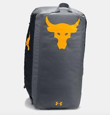 Under Armour UA Project Rock Backpack Duffle/ SuperVent Cap/ Delta Shoe (Size:9)