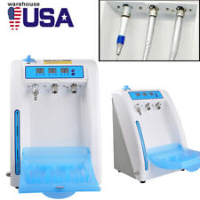 Dental Automatic Handpiece Maintenance Clean Lubrication System Oiling Machine