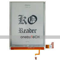 "6.8"" KOBO Aura H2O HD Reader E Ink ED068TG1 LCD Panel Screen Backlight NON-Touch"