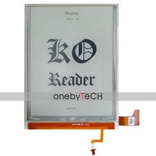 "6.8"" KOBO Aura H2O HD Reader E Ink ED068TG1 LCD Panel Screen Backlight NON-Touch"