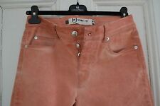 "MENS GENUINE ALEXANDER MCQUEEN SKINNY JEANS IN LIGHT PINK PEACH 31 "" W 32"" L"