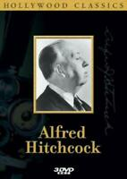 ALFRED HITCHCOCK: LADY / 39 STEPS / MAN WHO KNEW [DVD]