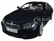 BMW M6 F13M COUPE IMPERIAL BLUE 1/18 DIECAST CAR MODEL BY PARAGON 97052