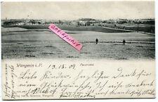 Postkarte um 1904 :   Wangerin , Węgorzyno in Pommern
