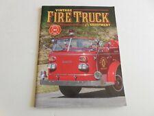 Vintage Fire Truck & Equipment magazine Issue #1 2015 Premiere Issue
