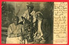 """1899 Used Postcard Black Americana, Published Knoxville Tn """"Us Fo' And No Mo'"""""""