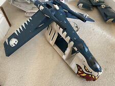 Star Wars (The Clone Wars) - Hasbro - Blue Tigershark Republic Gunship