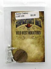 Knuckleduster GBF-100 Annie Oakley (Gunfighter's Ball) Female Exhibition Shooter