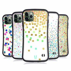 HEAD CASE DESIGNS CONFETTI HYBRID CASE & WALLPAPER FOR APPLE iPHONES PHONES