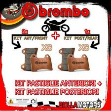 BRPADS-646 KIT PASTIGLIE FRENO BREMBO YAMAHA T MAX ABS 2006- 500CC [XS+XS] ANT +
