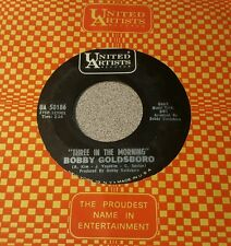 Bobby Goldsboro ‎– Trusty Little Herbert / Three In The Morning ~ (VG++)