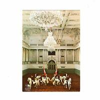 AK Ansichtskarte Wien / 400 Jahre Spanische Reitschule - 1996
