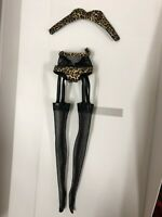 Fashion Royalty Integrity Doll Outfit Lingerie Set Ferocious Kesenia LE800