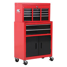 Toolbox Tool Top Chest Box Rollcab Roll Cab Cabinet Portable Garage Storage