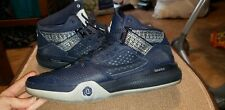 Men's Adidas Bounce 773 Shoes Navy Blue Size 13.5 Excellent Condition