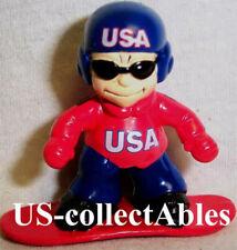 Team USA Snowboarding Lil Sports Brat Unique Rare Novelty Collectible Souvenir