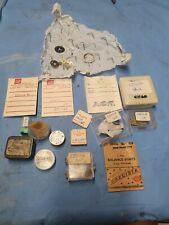 Various Ebosa Watch  Spares / Parts, Vintage Watch Movement