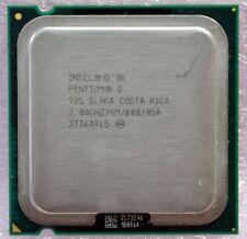 Fujitsu S26361-F3412-E130 - Pentium D Dual Core 3.00GHz Procesador CPU SL9KA