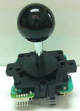 Japan Sanwa Joystick Black Ball Top Arcade Parts JLF-TP-8Y-K
