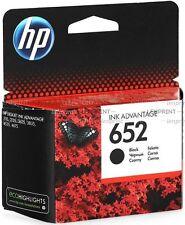 HP 652 black ink cartridge F6V25AE For Deskjet 3835,deskjet 4675 printers