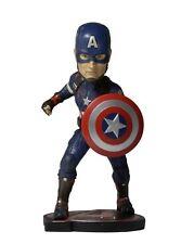 "AVENGERS 2: The Age of Ultron - Captain America 6"" Head Knocker / Bobble (NECA)"