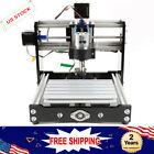 CNC Router Engraver 3 Axis Engraving Cutting PVC 1018 Metal Wood Milling Machine