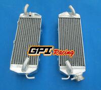 aluminum radiator FOR KTM 250/400/520/530/540 EXC/MXC/SX/SXS/ 2001-2002 02 01