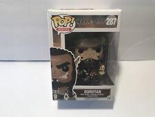 Funko Pop Movies Warcraft Durotan #287 Vinyl Figures Toys Collectibles