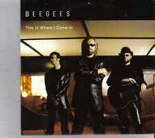 Bee Gees-This Is Where I Came In cd single