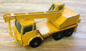 Lesney Matchbox Series #63 Dodge Crane Truck! See Pics!