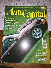 AUTOCAPITAL #7 1992 PORSCHE 911 TURBO S
