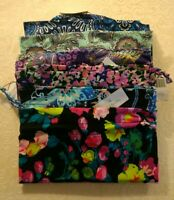 NWT Vera Bradley Ditty Bag Shoes Toiletry Laundry Wet suit Weekender Gym Case