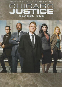 CHICAGO JUSTICE : SEASON ONE (DVD)