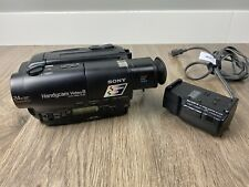 SONY Video 8 Handycam CCD-TR93 8mm Hi8 NTSC Tape Camcorder WORKS GREAT