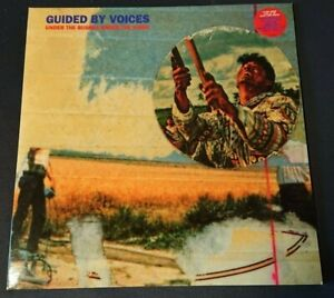 Guided By Voices - Under The Bushes Under The Stars Vinyl 1996