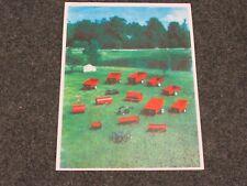 Wheel Horse Tractors Trailers, Aerators, Lawn Rollers & Implements Brochure