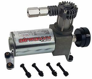 airmaxxx 180 Air Compressor with Air Intake Filter & Check Valve