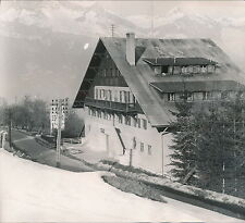 COMBLOUX c. 1935 - Chalet Haute-Savoie Div 4668
