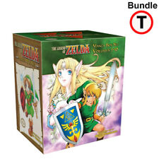 Naruto One Piece Bleach Death Note Zelda Tintin Tokyo Ghoul Volume Box Set Books