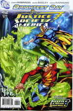 Justice Society of America (2nd Series) #42 FN; DC | save on shipping - details