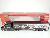 2002 Racing Champions NASCAR Team Transporter 1/64 Semi Truck - Goodwrench