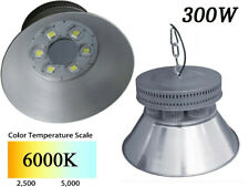 High Bay LED 300W 6000K 21000Lm Industrial lamp, Commercial Lightning, Factory,