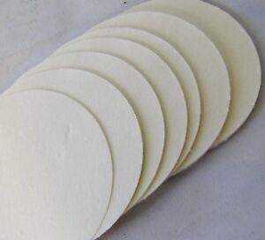100 Qualitative Lab Filter Paper 5.5 7 9 11 12.5 15 18 24 cm Slow Medium Fast