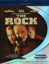 Nicolas Cage The Rock DVDs & Blu-ray Discs