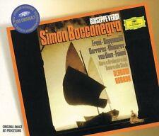 Verdi: Simon Boccanegra / Abbado, Freni, Cappuccilli - box 3 CD