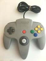 Nintendo 64 N64 Controller - Gray - AUTHENTIC | ORIGINAL | OFFICIAL | TESTED!