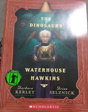 The DINOSAURS OF WATERHOUSE HAWKINS, Good condition.