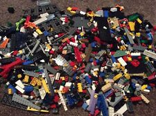 Lot Of 1400 Lego Pieces Building Bricks Train Track  Small Specialty Pieces